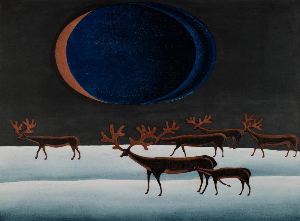 Liu Chunjie Revolving Moon