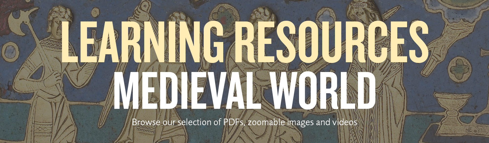 learning resource medieval world