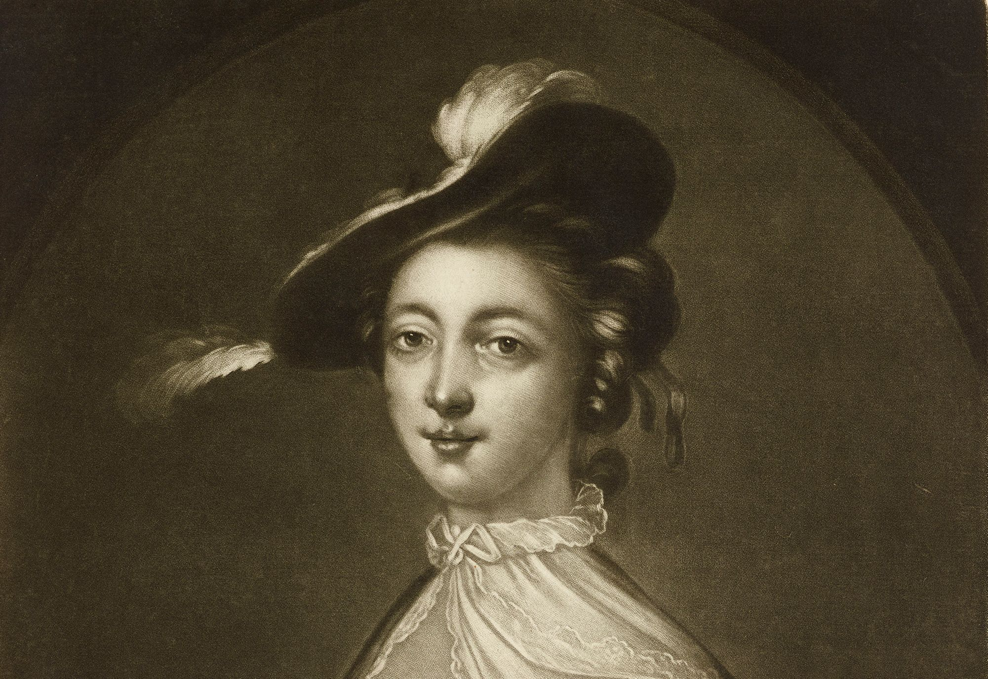Portrait of Lady Coventry