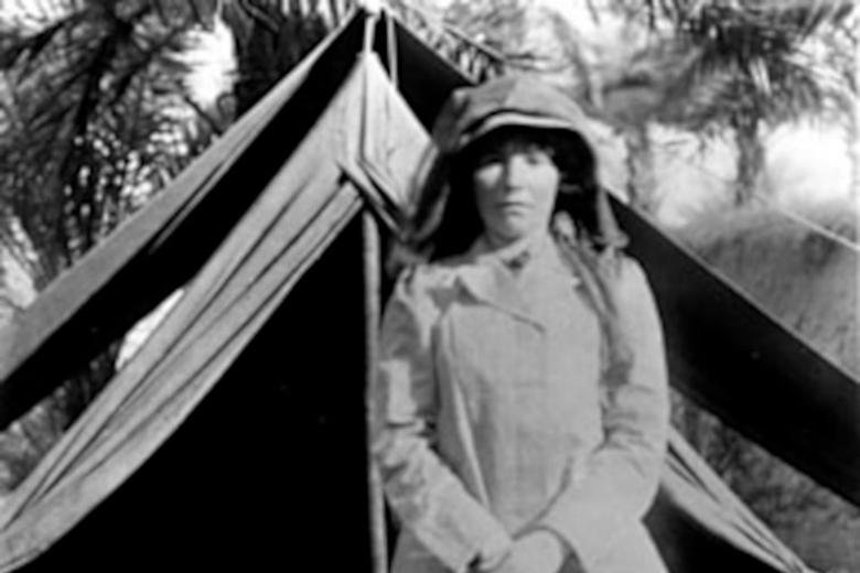 Owning the Past Exhibition 2021 Gertrude Bell in Iraq 1909 Iraq Mesopotamia