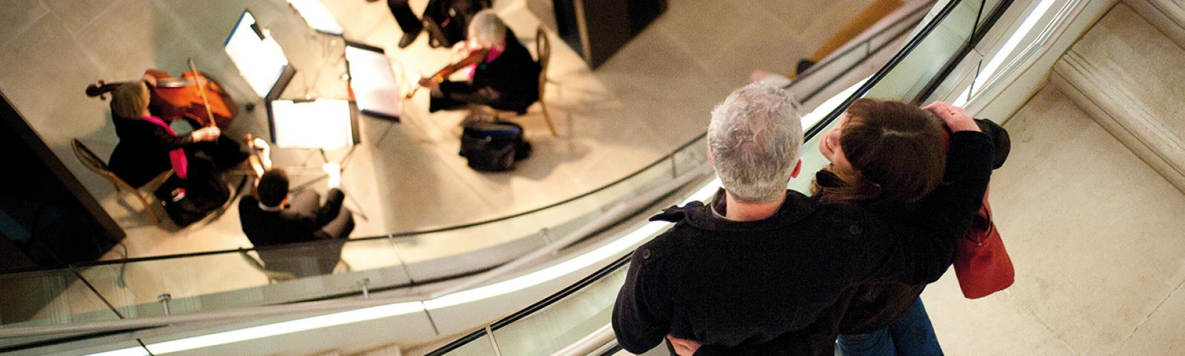 Patrons of the Ashmolean Museum – Music in the Atrium