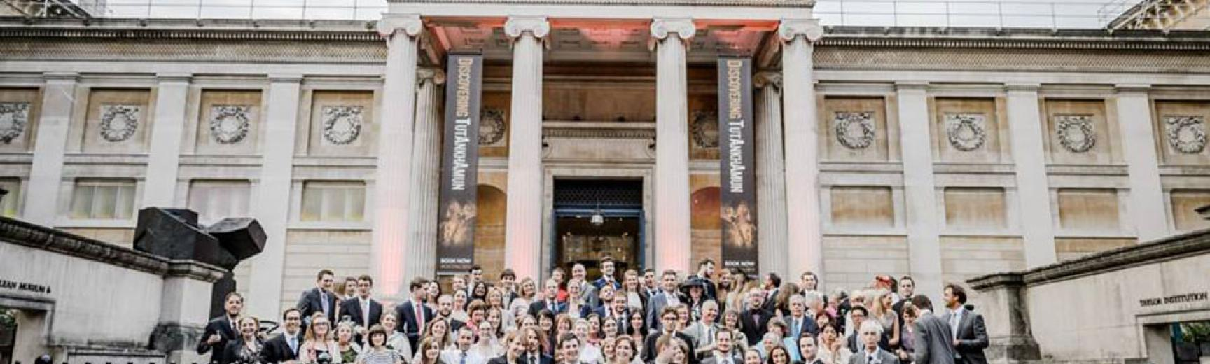 venue hire weddings at the ashmolean museum