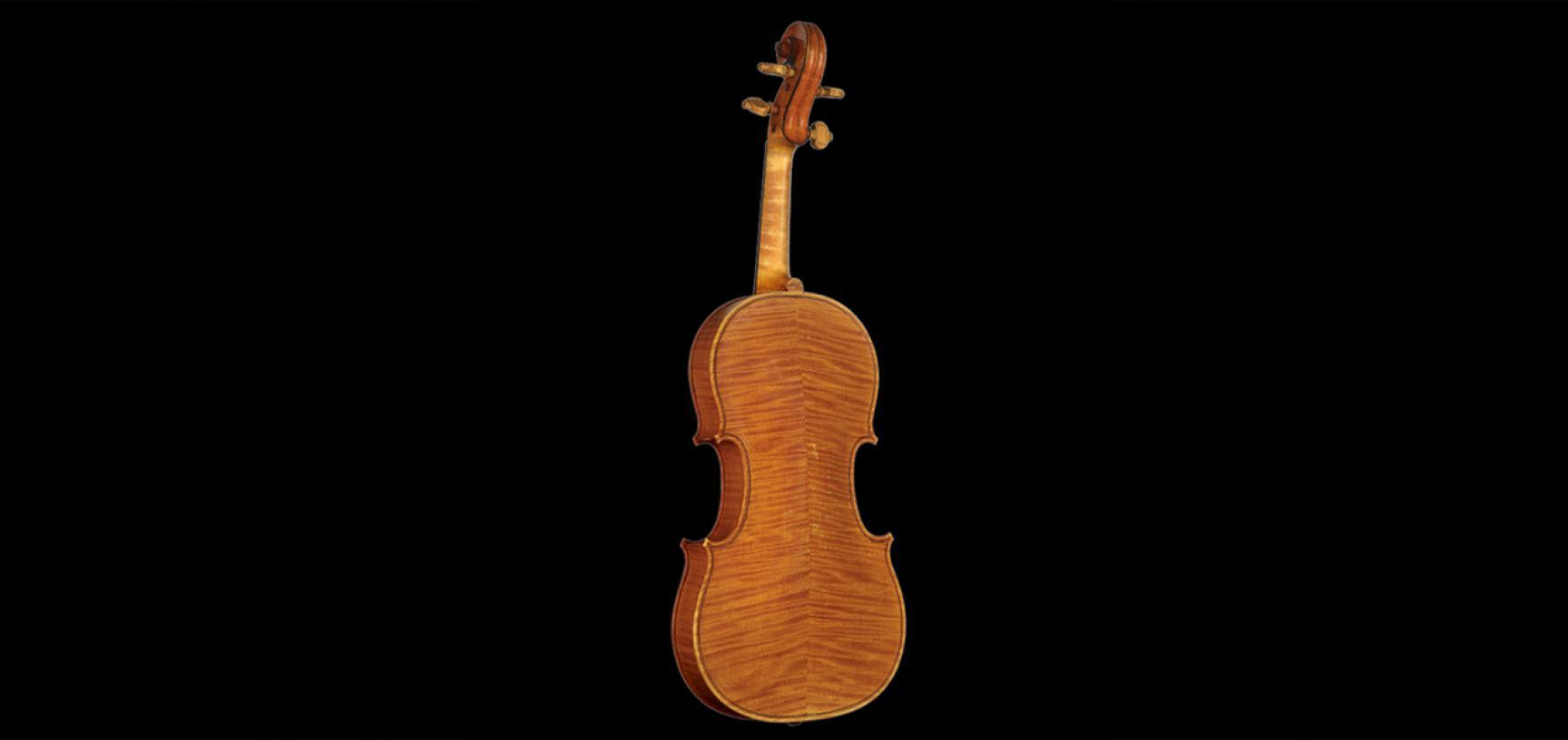 The 'Messiah' Violin by Antonio Stradivari