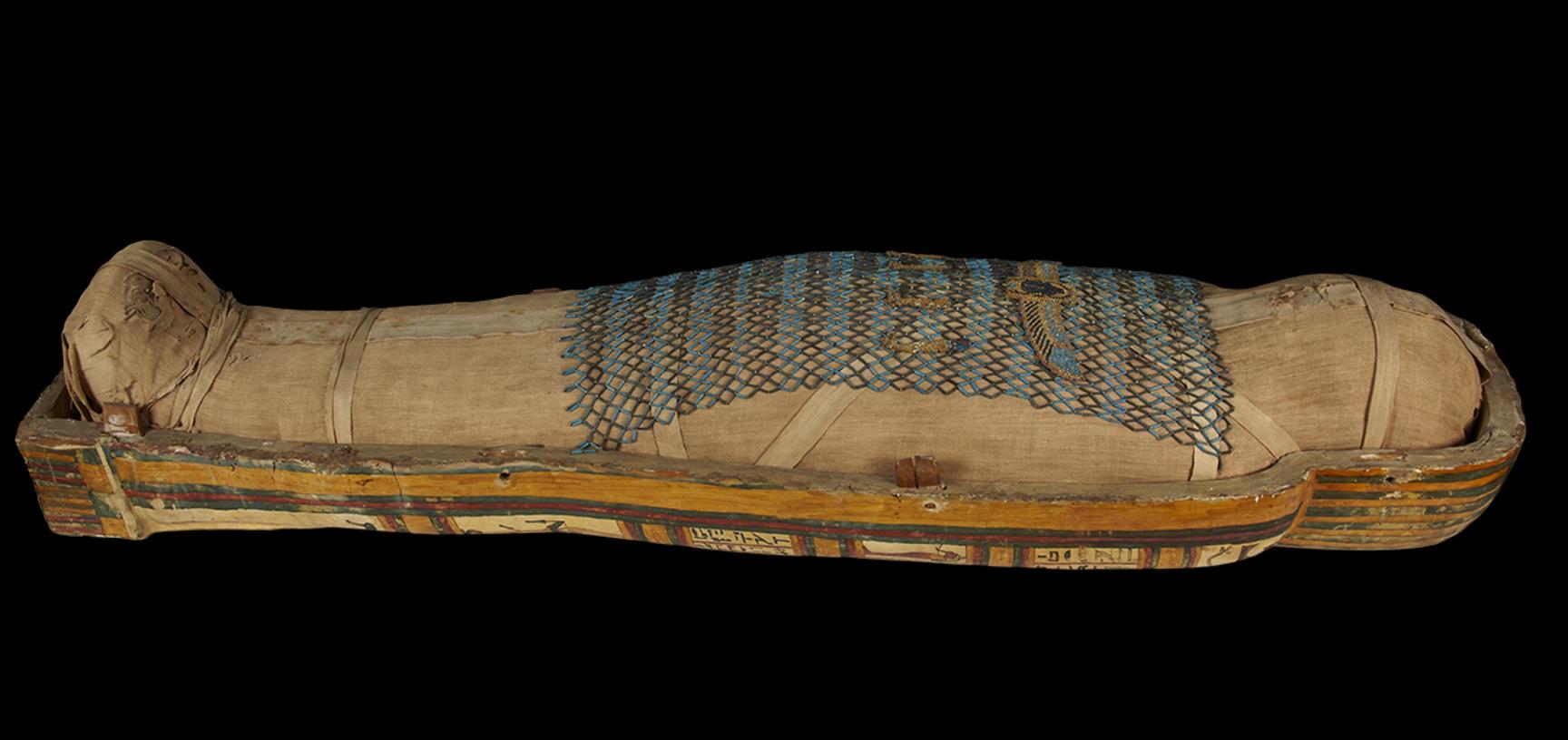 Djed-djehuty-iuef-ankh mummy