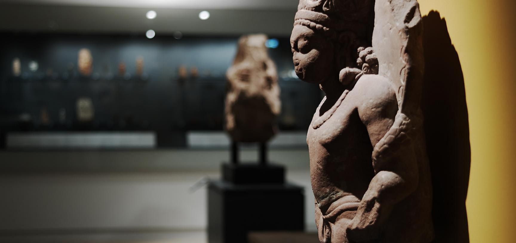 The India Gallery at the Ashmolean Museum