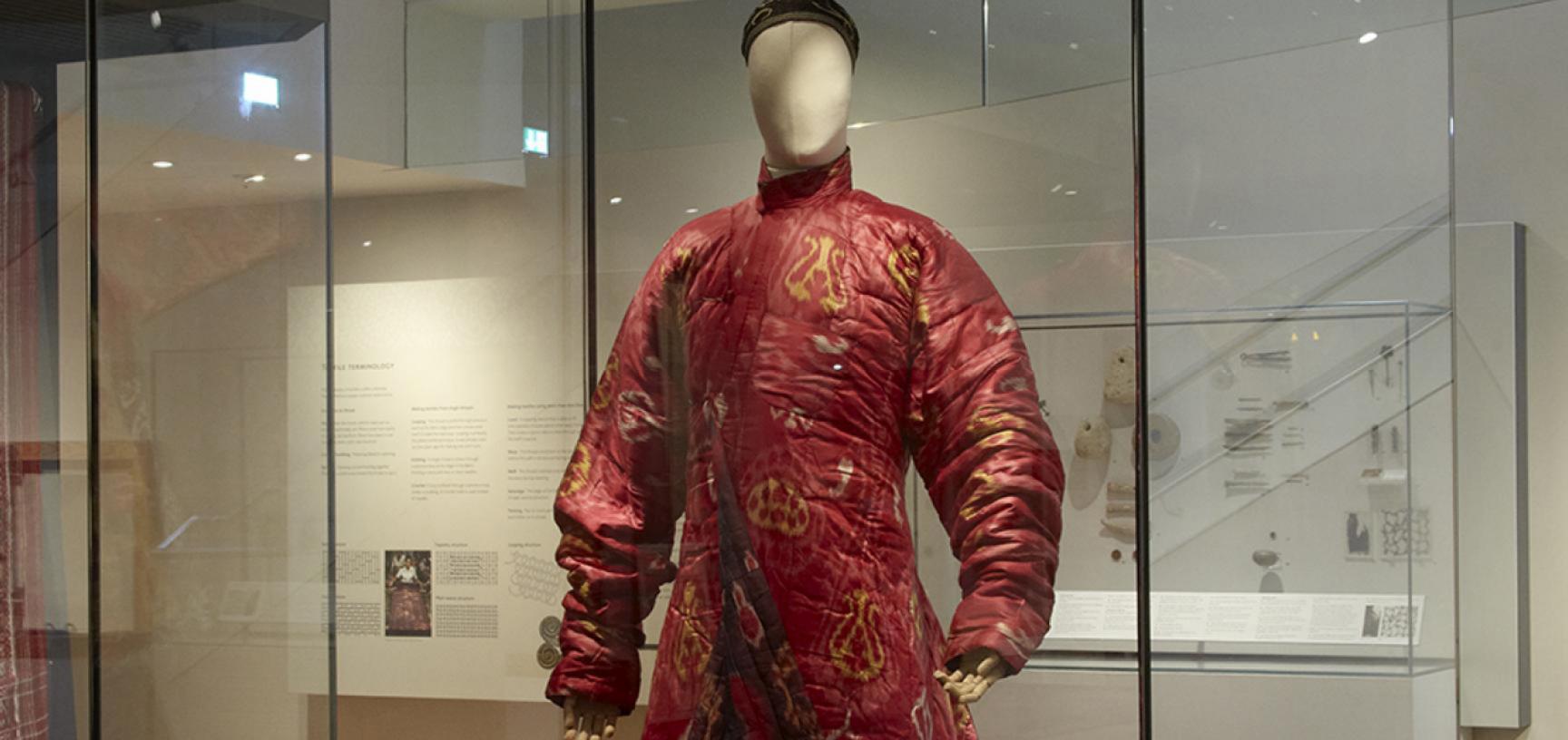 ashmolean textiles