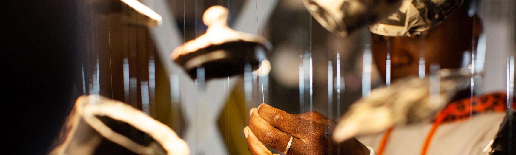 A Nice Cup of Tea? Contemporary Art Installation