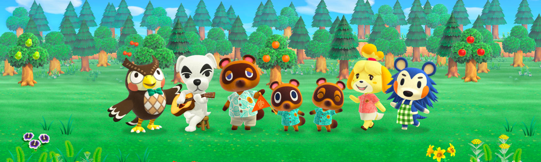 Animal Crossing Characters