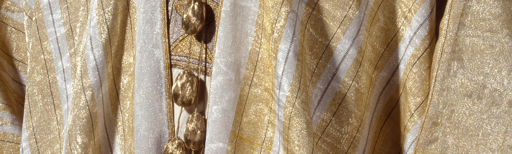 Arab robe worn by T. E. Lawrence