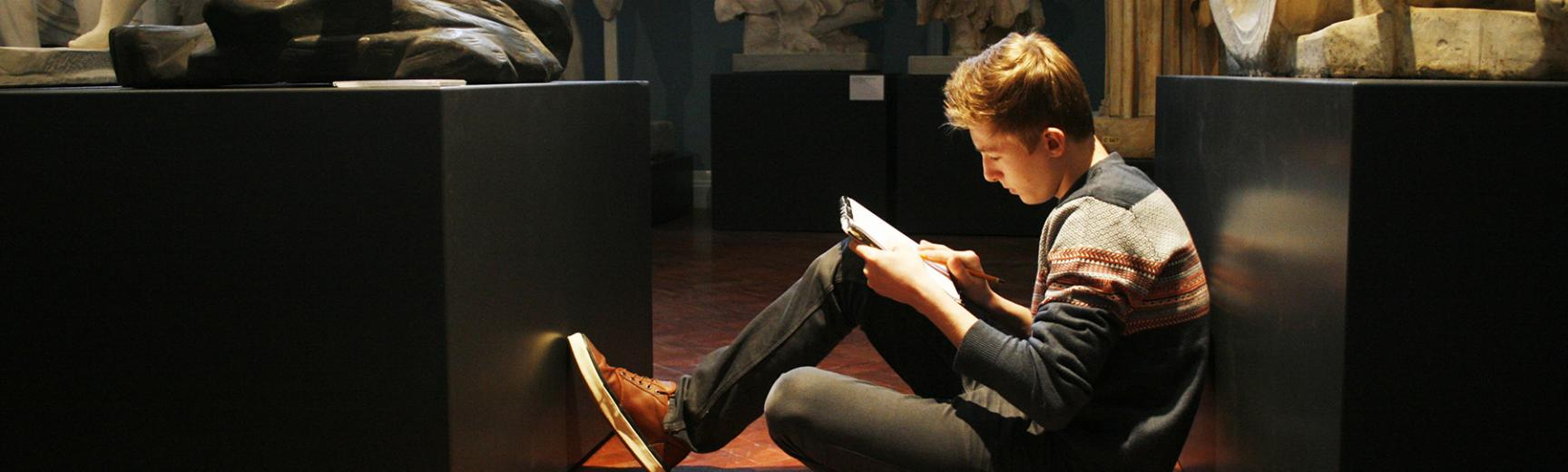 Secondary School Learning at the Ashmolean Museum