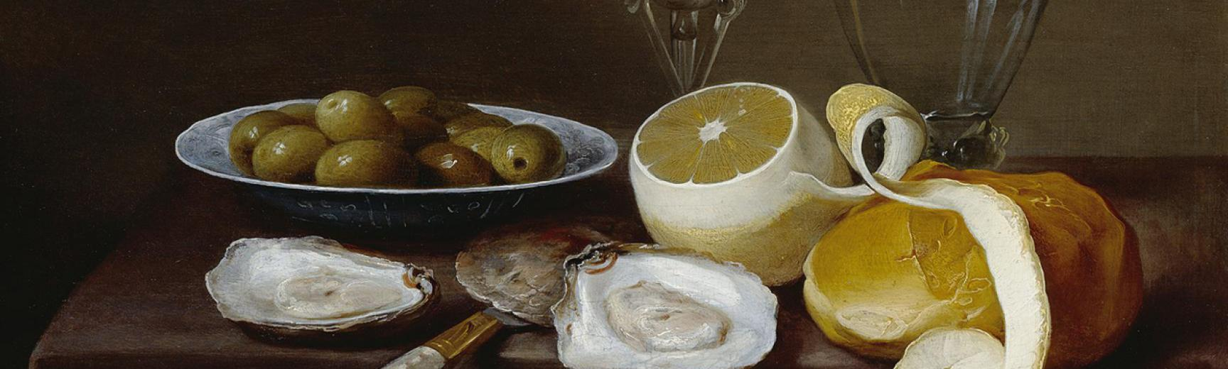 STILL-LIFE PAINTINGS at the Ashmolean