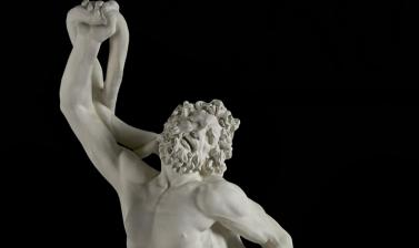 Laocoön group (detail)