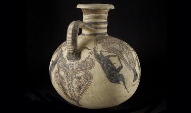 POTTERY JAR, KITION