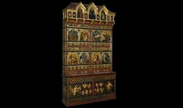 The Great Bookcase by William Burges
