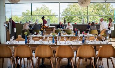 Ashmolean venue hire - Rooftop Boardroom
