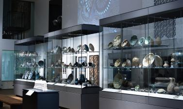 The Islamic Middle East Gallery at the Ashmolean Museum