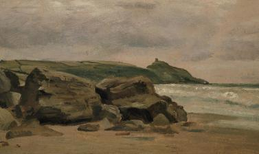 LANDSCAPE OIL SKETCHES at the Ashmolean Museum