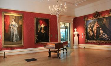 Mallet Gallery at the Ashmolean Museum