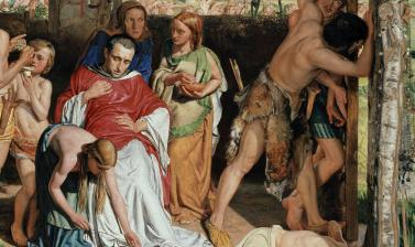PRE-RAPHAELITES at the Ashmolean Museum