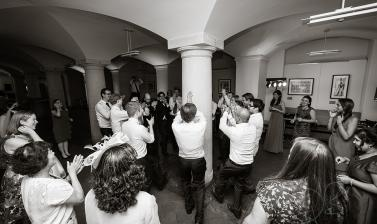 Ashmolean Venue Hire and Corporate Members - Cafe Ceilidh Dancing
