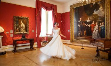 Ashmolean Venue Hire – Wedding Photography in the Museum