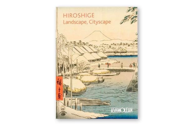 ashmolean shop book hiroshige landscape cityscape