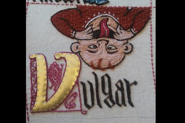 Medieval Embroidery