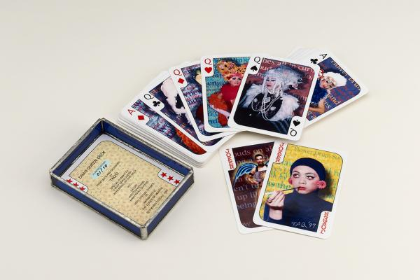 Drag Queen Deck of Cards © Taq Otsuka