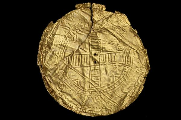 the_ballyshannon_sun_disc ashmolean