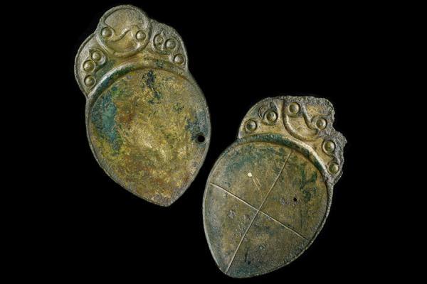 bronze spoons ashmolean