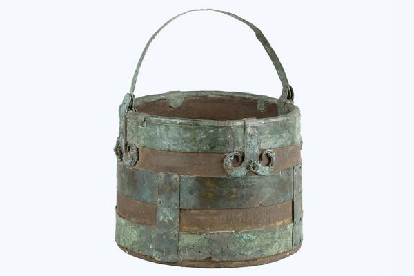 bucket ashmolean
