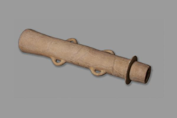 clay drain pipe ashmolean