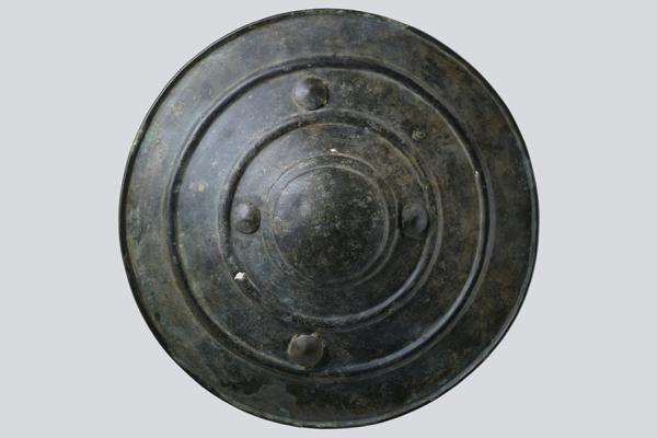 shield ashmolean