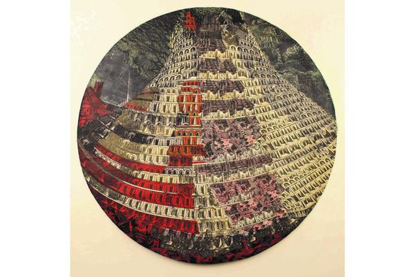 Anne Desmet, Babel Tower Revisited