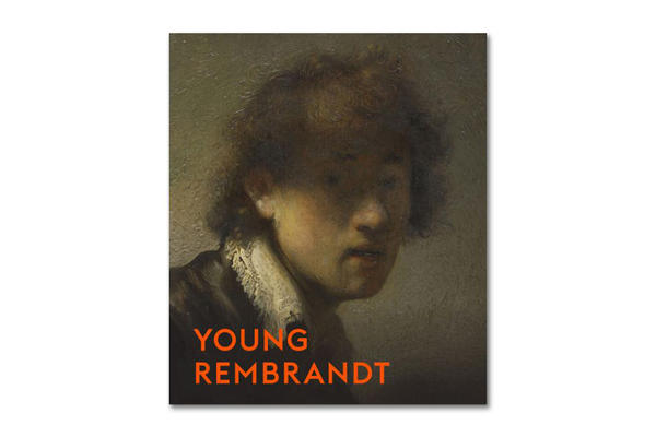 Young Rembrandt Catalogue front cover