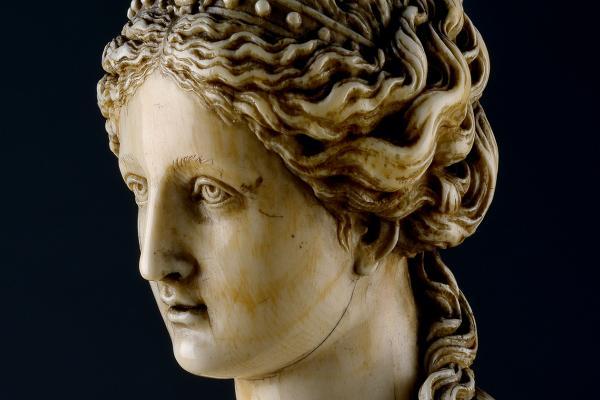 Venus and Cupid by George Petel (1601/2-1634)