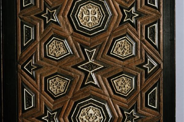 maluk doors detail ashmolean