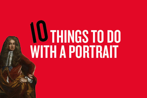 Family Trail – 10 Things To Do With A Portrait