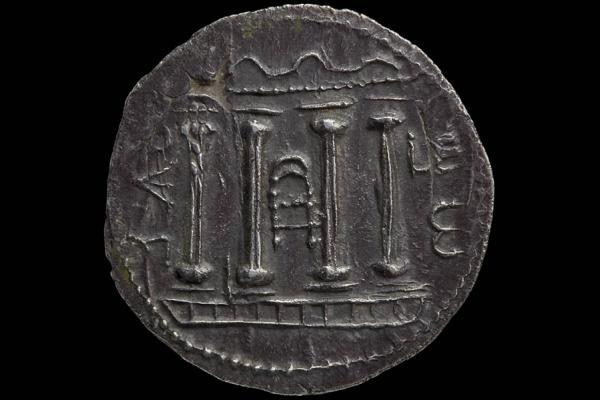 TRETRADRACHM, JUDEA (silver coin) from the Ashmolean collections