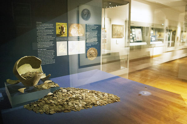 ashmolean money