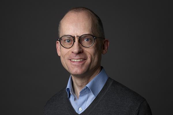 Dr Paul Collins, Ashmolean