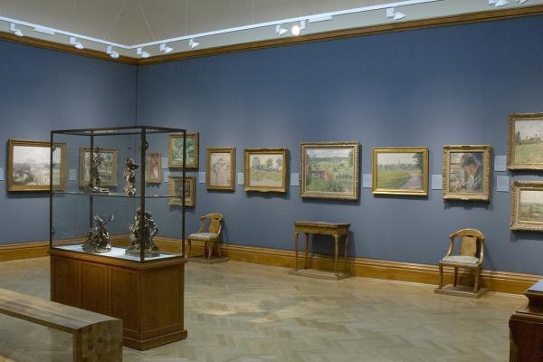 PISSARRO Impressionists Modern Art Gallery at the Ashmolean