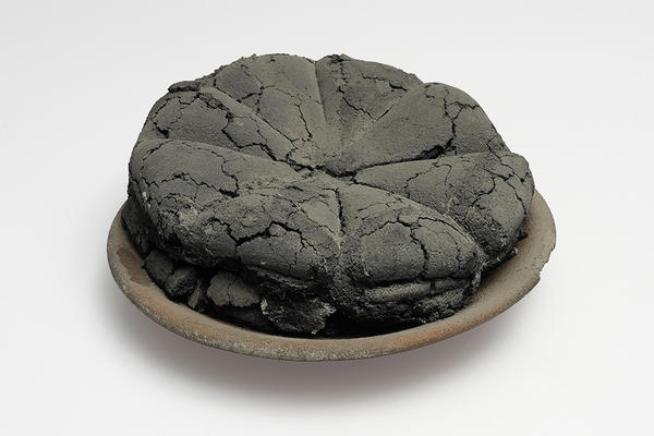 Carbonised bread