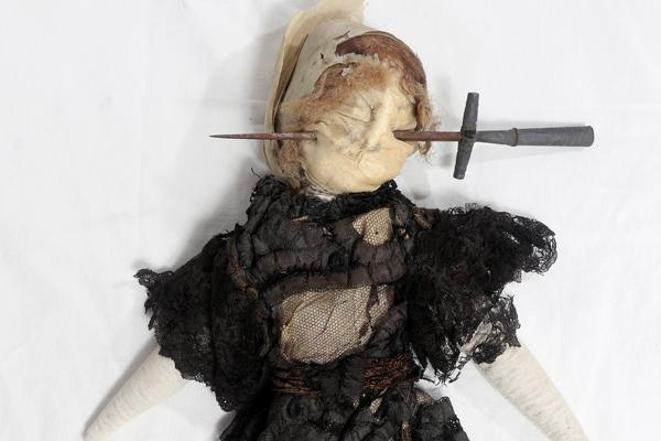 Poppet © Museum of Witchcraft and Magic, Boscastle
