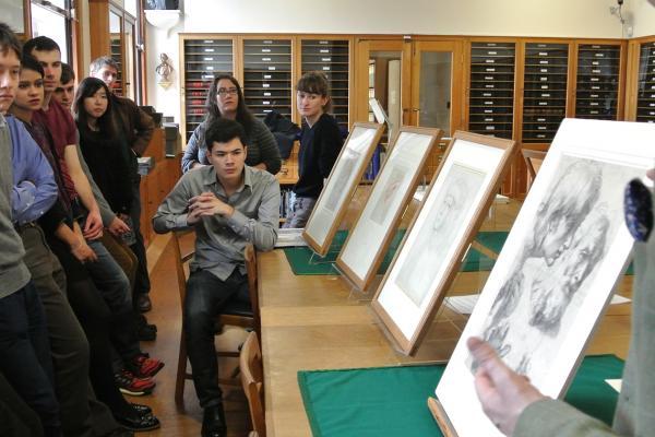 Ashmolean Museum Western Art Print Room