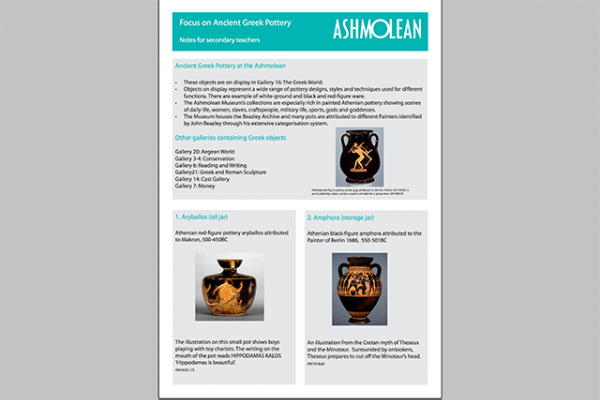learn pdf focus on ancient greek pottery