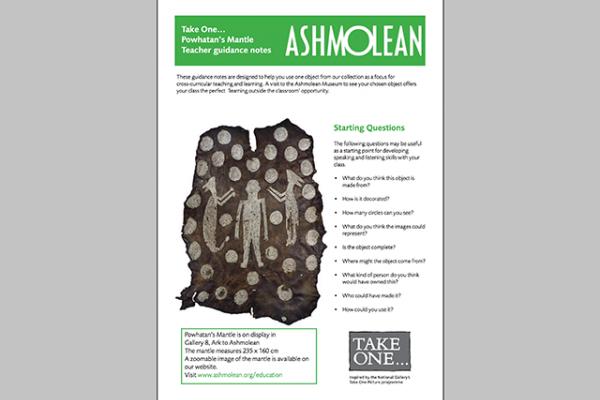 learn pdf take one powhatan's mantle teacher