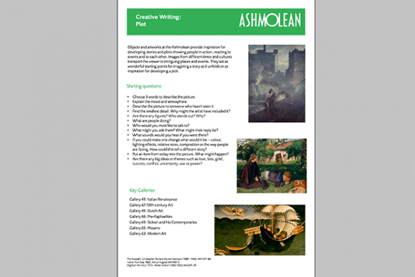 learn pdf creative writing plot