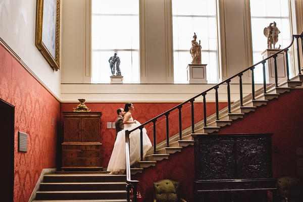Wedding at the Ashmolean