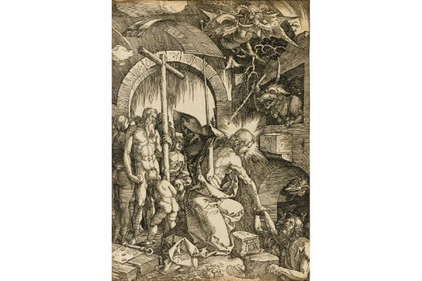 Albrecht Durer, Christ in Limbo